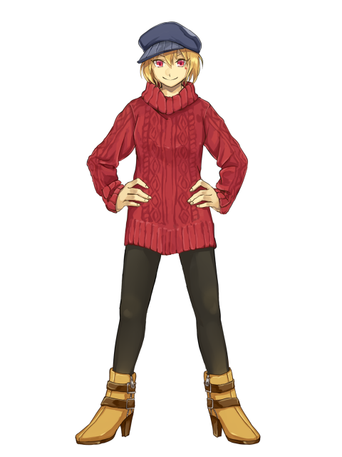 キャラクター基本画像